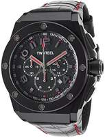 TW Steel Men's CEO Tech Genuine Leather Dial