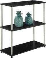 Convenience Concepts 151049-Tier Bookshelf