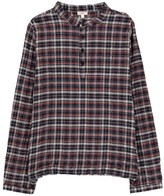 ZEF Checked Davis Kurta Shirt