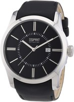 Esprit EL101731F01 - Men's Watch, Leather, Tone