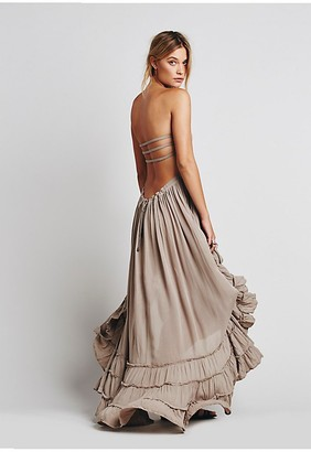 The Endless Summer Extratropical Maxi Dress by at Free People