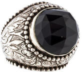 Stephen Dweck Onyx Cocktail Ring