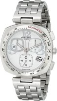 Charriol Women's ALC960003 Alexandre Analog Display Swiss Quartz Silver Watch