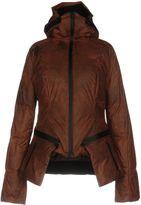 Y-3 Down jackets