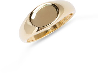 Argentovivo Signet Ring