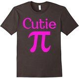 Men's Cutie Pi Funny 3.14 Cute Math Geek T-Shirt Small