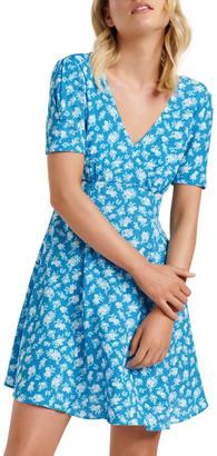 Forever New Emilia Flippy Mini Dress