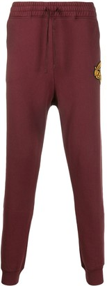 Vivienne Westwood Embroidered Patch Track Pants