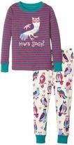 Hatley Happy Owls Pajama Set (Toddler/Little Kids/Big Kids)