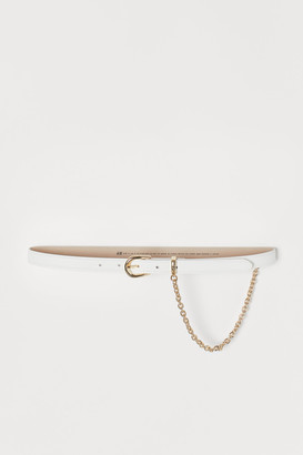 H&M Chain-detail Waist Belt