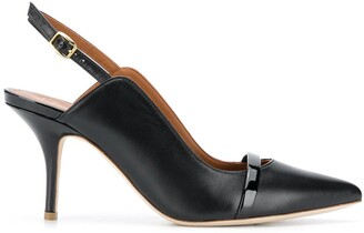 Malone Souliers Marion 70 slingback pumps