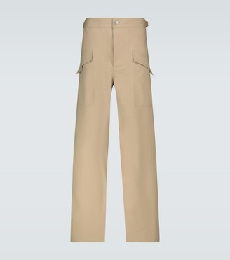 Bottega Veneta Relaxed-fit cotton pants