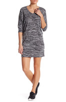 Bobeau Dolman Sleeve Dress (Petite)