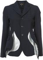 Comme des Garcons structured jacket
