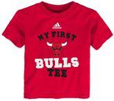 adidas Baby Chicago Bulls My First Tee