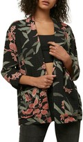 O'Neill Aimee Printed Open Front Cardigan