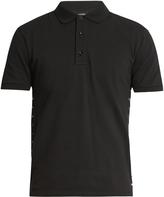 Valentino Rockstud Untitled #16 polo shirt