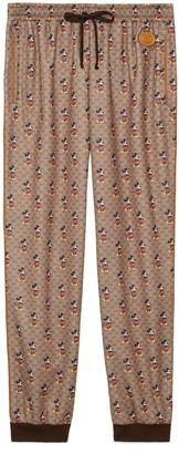 Gucci Disney x loose jogging pant