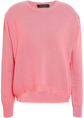 Cédric Charlier Virgin Wool And Cashmere-blend Sweater