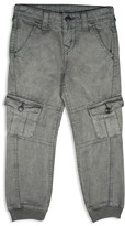 True Religion Boys' Twill Cargo Jogger Pants - Sizes 2-7