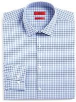 HUGO Medium Check Slim Fit Dress Shirt