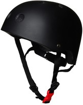 KIDDIMOTO Matt black helmet