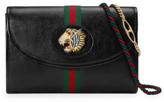 Gucci Small Rajah Leather Shoulder Bag