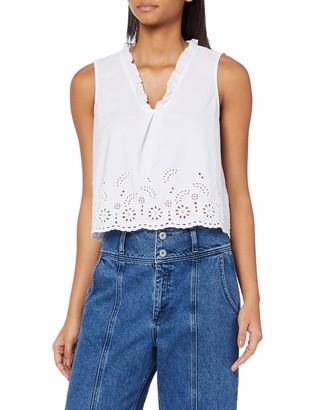 Mavi Jeans Women's Embroidery Blouse