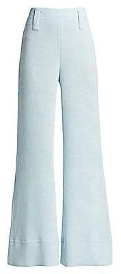 STAUD Women's Bernard Wide-Leg Pants - Size 0