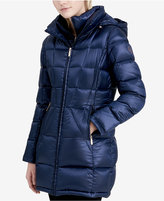Calvin Klein Petite Packable Down Puffer Coat