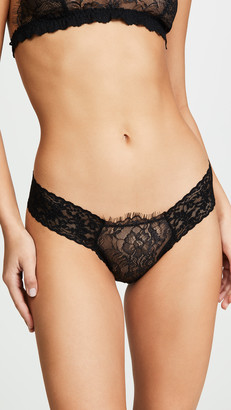 Hanky Panky After Midnight Wink Low Rise Diamond Thong