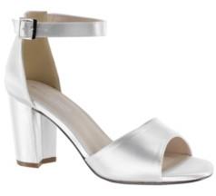 Dyeables Amaya Block Heel Sandal Women's Shoes