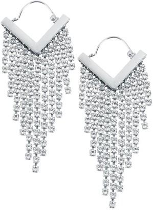 Isabel Marant Melting Chandelier Earrings