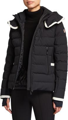 MONCLER GRENOBLE Lamoura Fitted Down Ski Jacket
