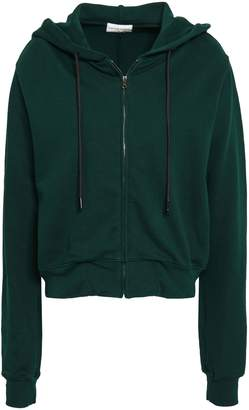 Cotton Citizen French Cotton-terry Hooded Jacket