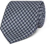 Tom Ford 8cm Printed Silk Tie
