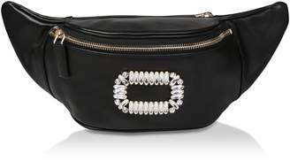 Roger Vivier Leather Belt Bag