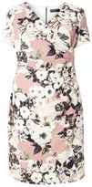 Evans Paper Dolls Multi Coloured Gathered Dress