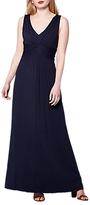 Yumi Plain Long Dress