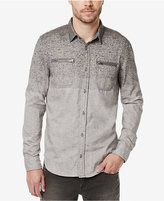 Buffalo David Bitton Men's Sifaro Splatter-Print Shirt
