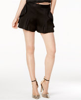 GUESS Bijoux Ruffled Shorts