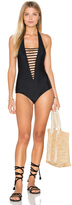 Nookie Sunset Strap One Piece