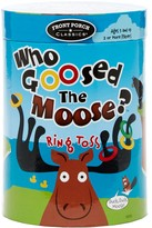 University Games Who Goosed the Moose? Ring Toss Game