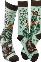 Primitives by Kathy Understands You Sock