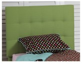 Powell Company Quilted Kids Headboard Green (Twin)