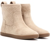 Tory Burch Alana Suede Ankle Boots