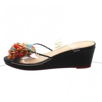 Charlotte Olympia Multicolour Plastic Heels