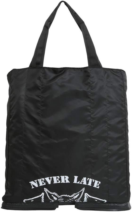 Maison Margiela Shopping Bag In Technical Fabric