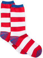 Hot Sox Women's Striped Rugby Socks