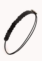 Forever 21 Touch-of-Glam Beaded Headband